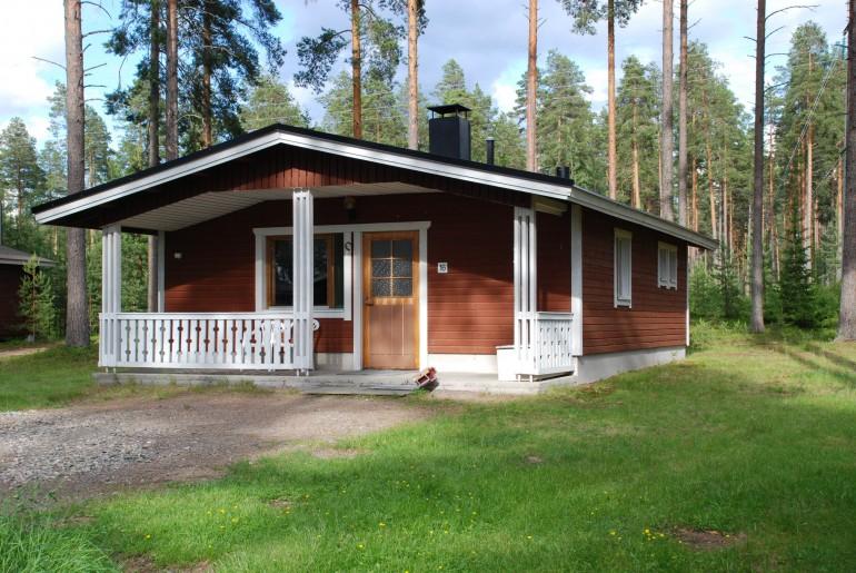 Фото - Vuokatinranta saunamökki 2