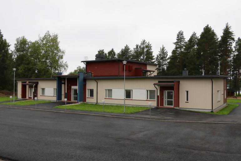 Фото - Vuokatinranta Chalet huone 1