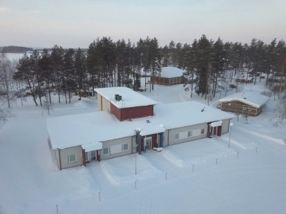 Picture - Vuokatinranta Chalet huone 1